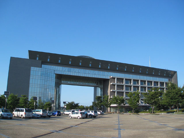 Hakusan_city_office